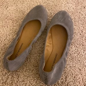Lucky - Emmie Flats Suede